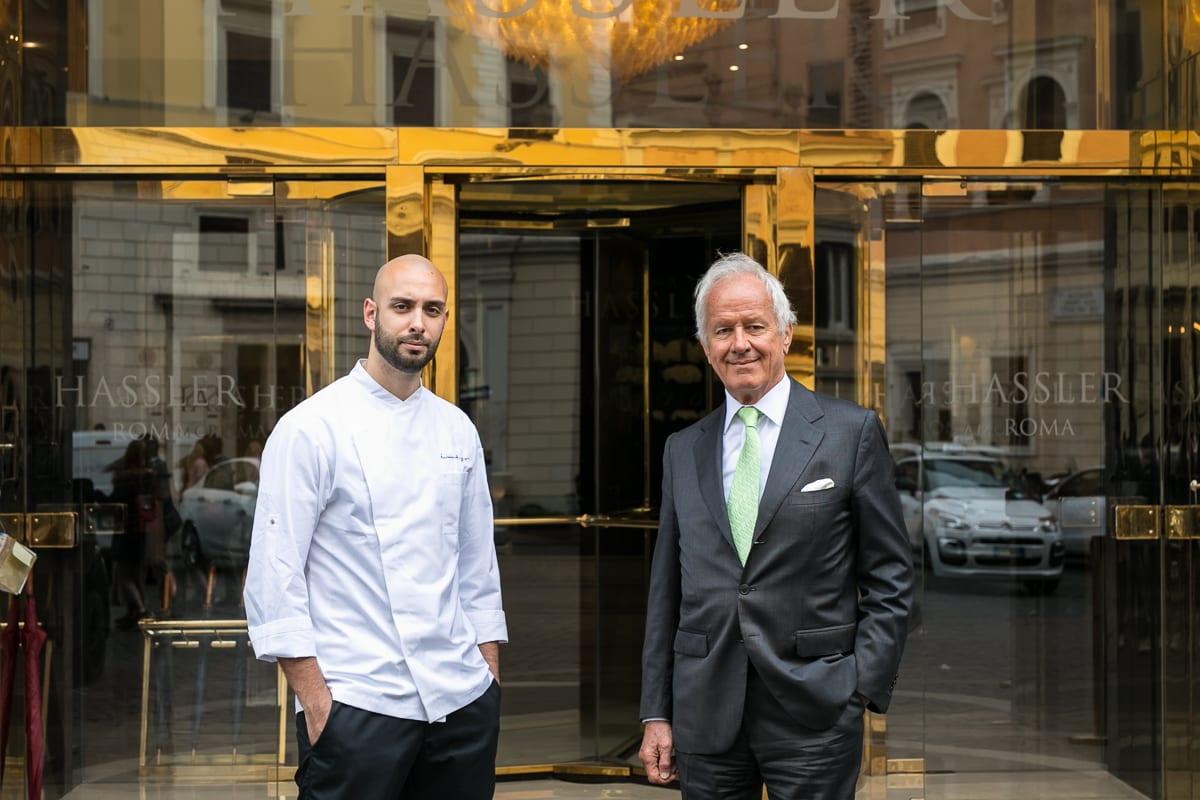 Andrea Antonini e Roberto E. Wirth - Imago Hotel Hassler (3)