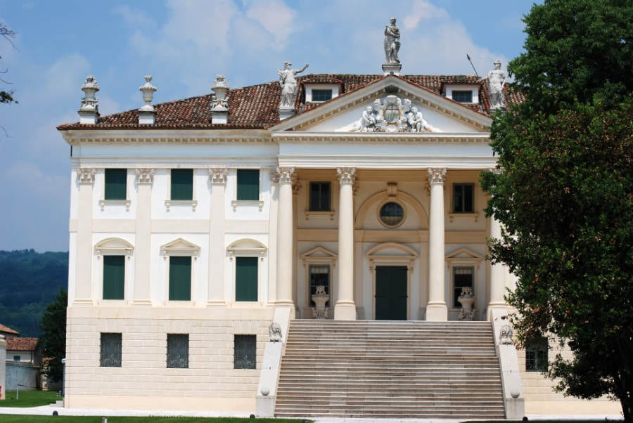 Villa Spineda Gasparini Loredan di Venegazz nel Montello