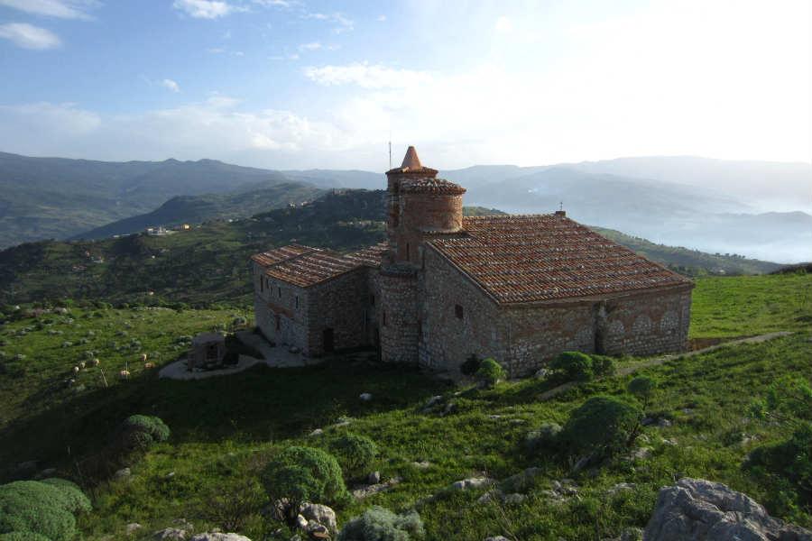 San Fratello, Santuario di Monte Apollonio