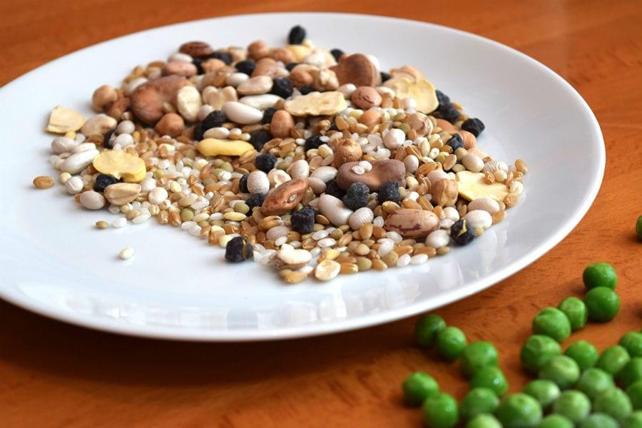 Capriata, ingredienti