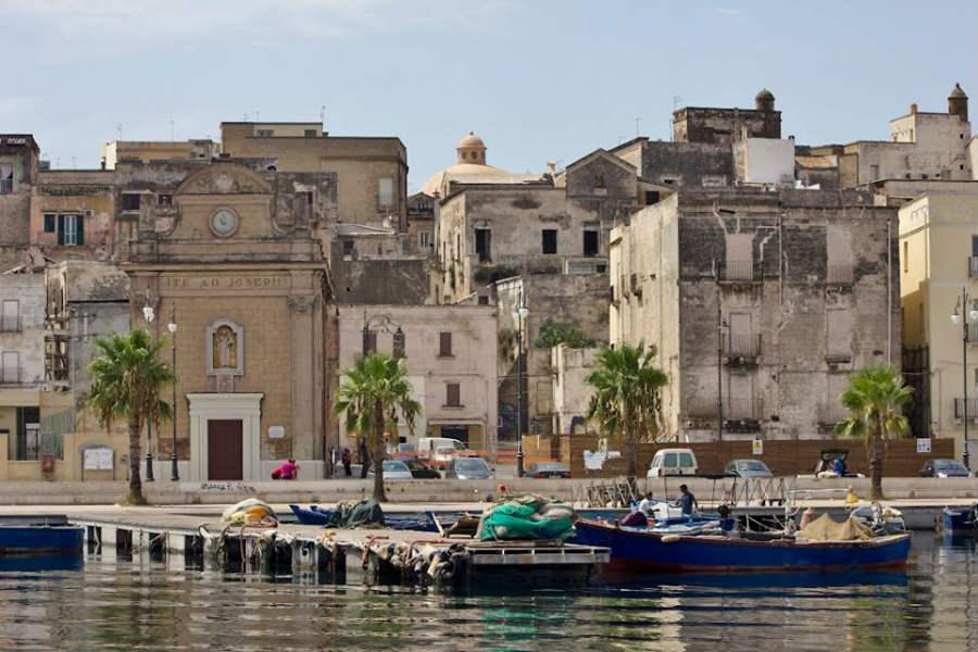Taranto, centro storico - foto di Bianchi Bandinelli
