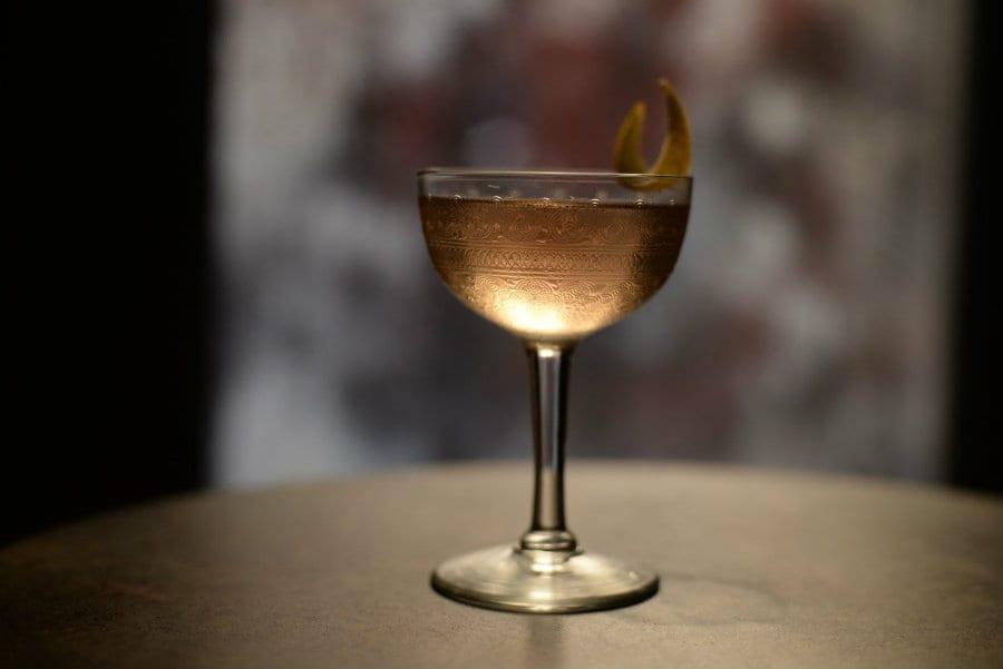Bamboo, un drink di Accursio La Terrazza a Modica