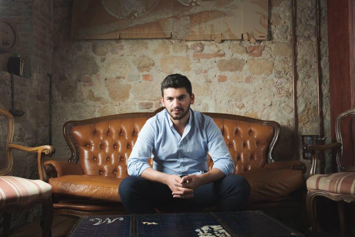 I migliori barman d'Italia: Bledar Ndoci di Idyllium a Pienza
