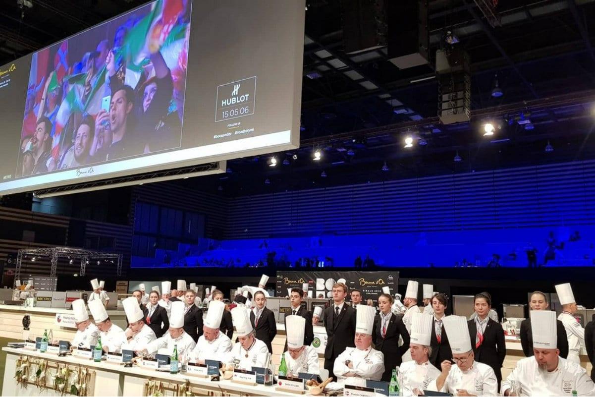 Bocuse d'Or 2019. A Lione la prima giornata di gara con l'Italia di Martino Ruggieri