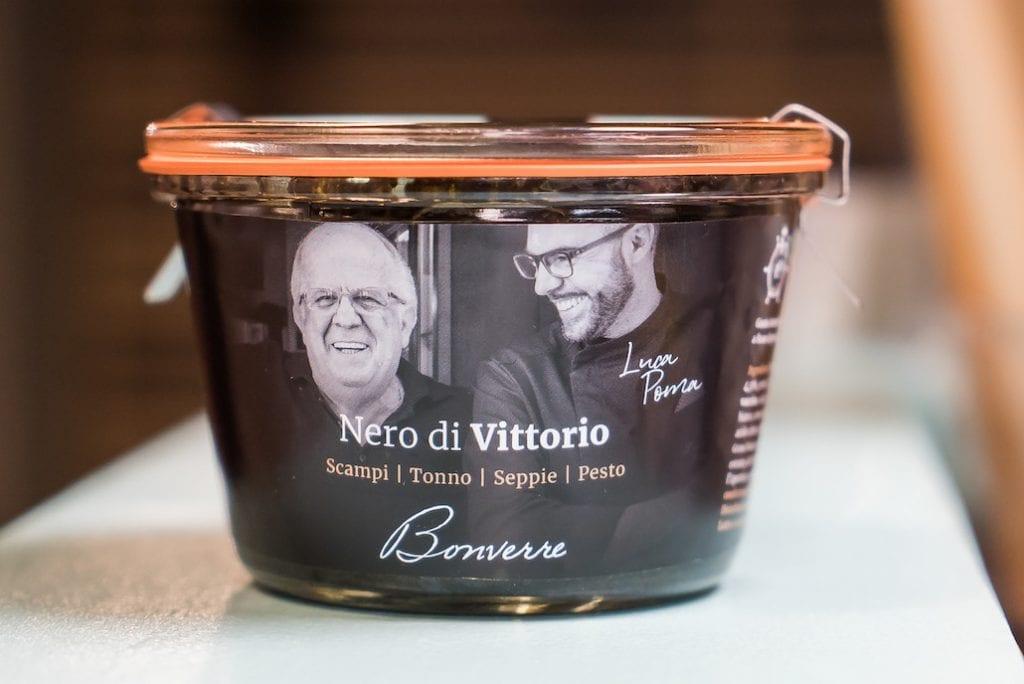 Bonverre - Nero di Vittorio