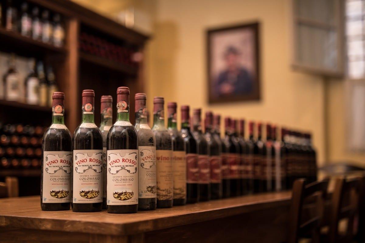 Degustazioni. Verticale di Rosso di Montalcino firmato Baricci