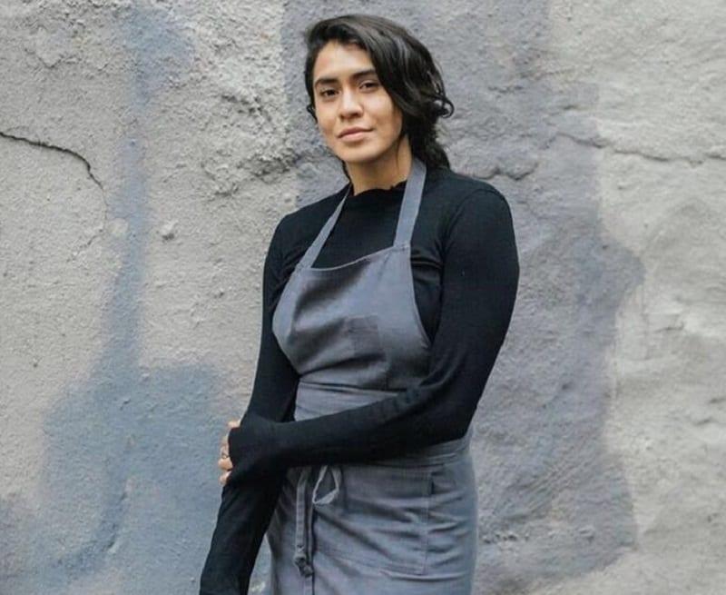 Daniela Soto-Innes, ritratto a mezzo busto