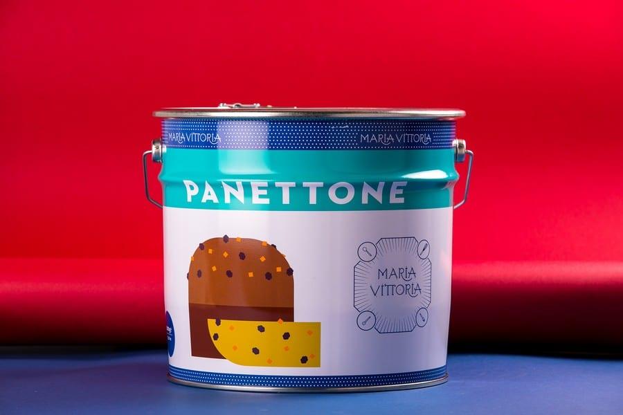Panettone Dall'Ava Bakery. Foto di Alberto Blasetti