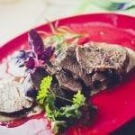 Polonia Nowy Sacz Locanda Gsciniec Galicyjski Carne di agnello