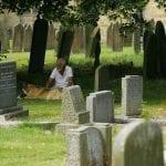 Il cimitero sotto la chiesa S