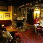 Il Pub The Cequers Inn nel villaggio di Ledsham in Yorkshire