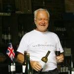 Roy Cook produttore di vini biodinamici