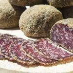 Pitina della Valtramontina salume di carne di pecora presidio Slow Food