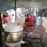 067 Festa di battesimo al villaggio di Shen Ging sulla strada tra Lanzhou e Liu Gia Xia