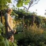 254955 Il giardino della Fondazione Barbanera a Spello Perugia