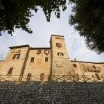 Le mura di Monte Castello di Vibio Pg uno dei Borghi pi Belli dItalia