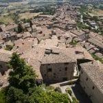 _MG_7020 Vedute aeree di Todi dal campanile del Tempio di San Fortunato