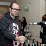 Il critico cinematografico e musicale Luca Bandirali Hollywood Party-RaiRadio3 allAnteprima Fiere Vino di CdgLecce