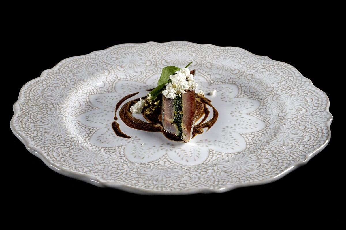 InFusion: cronaca della cena a quattro mani tra Lorenzo Cogo e Yasuhiro Fujio