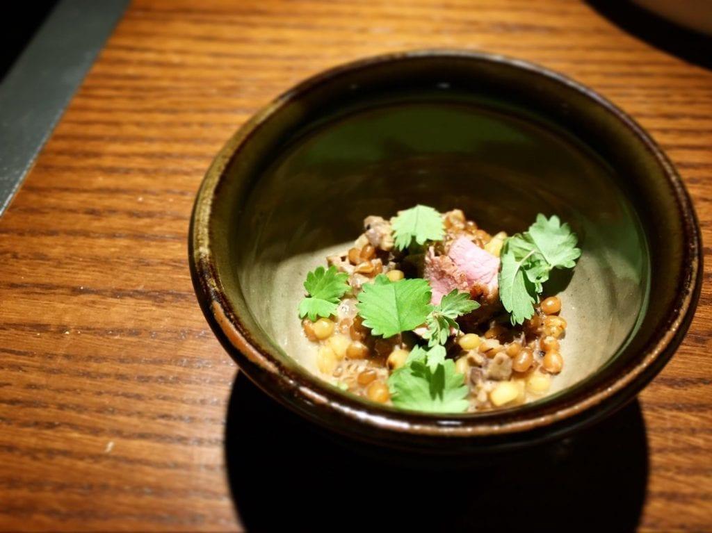 Un piatto di Jacopa