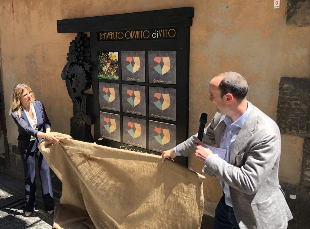 La formella di Orvieto di Vino 2019