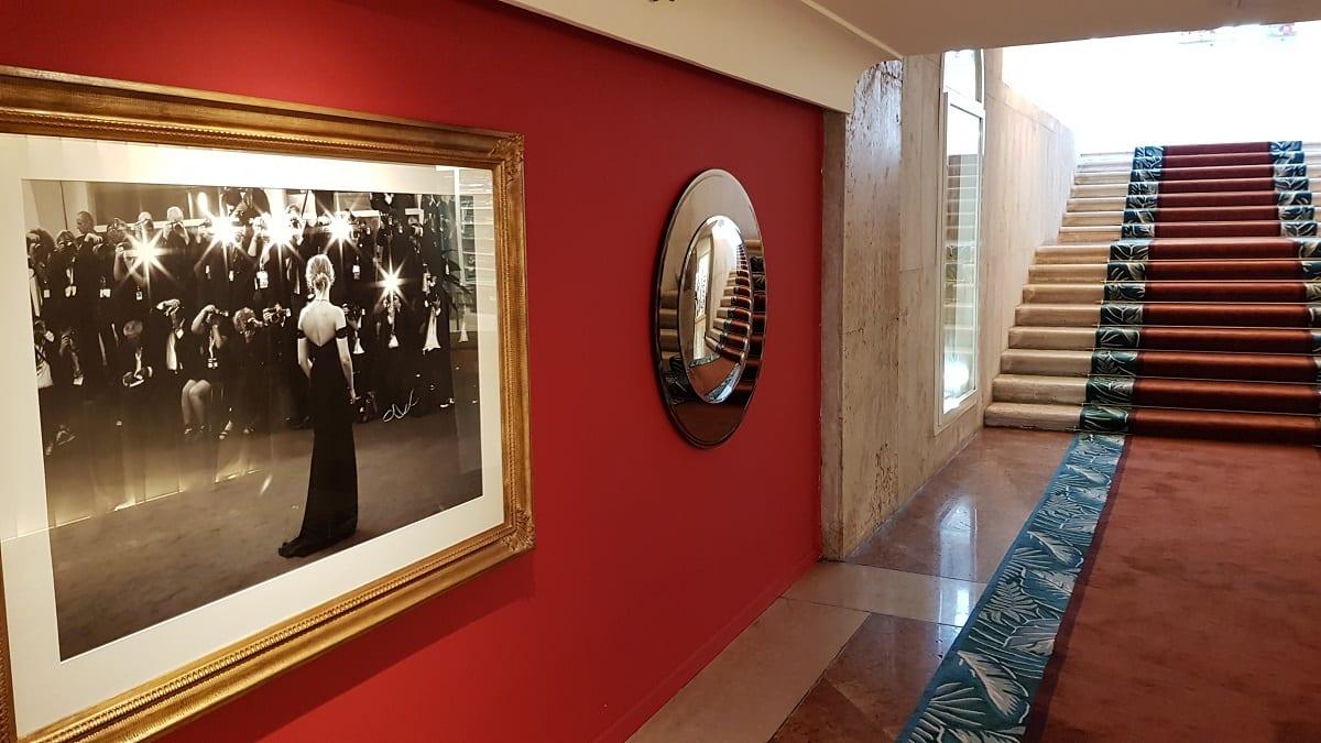 Il red carpet dell'Hotel Excelsior Lido di Venezia