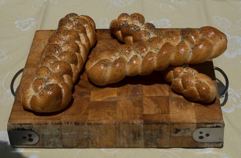 Appunti di viaggio. Laura Ravaioli in Israele. Il pane dello Shabbat