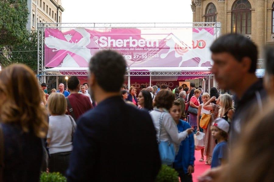 10 anni di Sherbeth Festival. E Palermo diventa una perfetta fabbrica del gelato