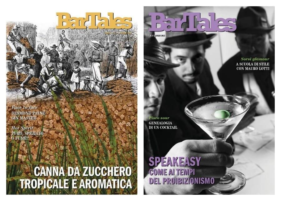 Tales of the Cocktail. Fra le migliori riviste di cocktail, la giuria di New Orleans ne seleziona una napoletana
