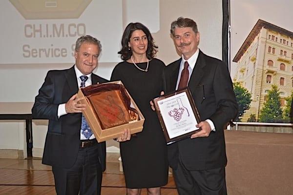 """L'Ais premia Marco Sabellico. Il curatore della guida Vini d'Italia del Gambero Rosso si aggiudica il riconoscimento per """"L'arte del comunicare"""""""