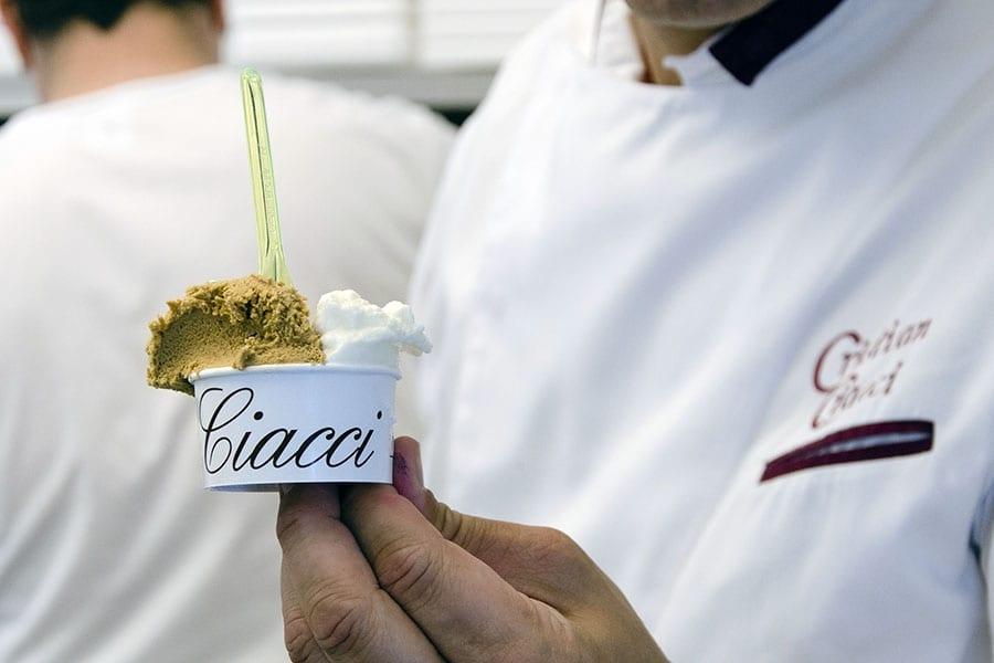 TOp Ice. Torino capitale del gelato