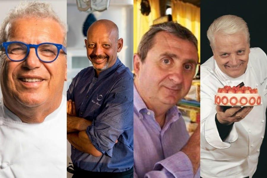 I volti di Gourmet Food Festival. I Talent di Gambero Rosso Channel