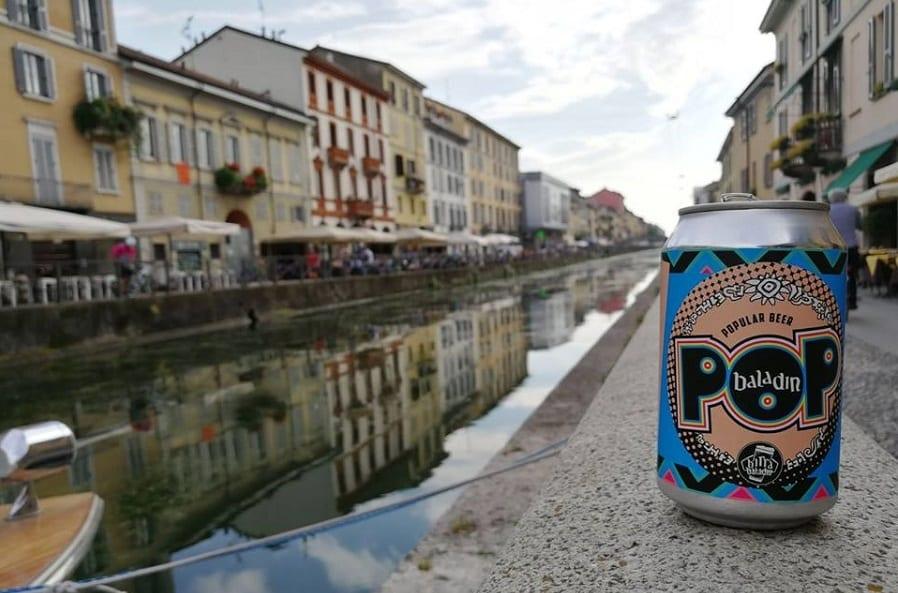 Il futuro di Baladin è in Borsa?  Intanto a Milano debutta il primo Pop&Toast, con le birre in lattina di Teo Musso