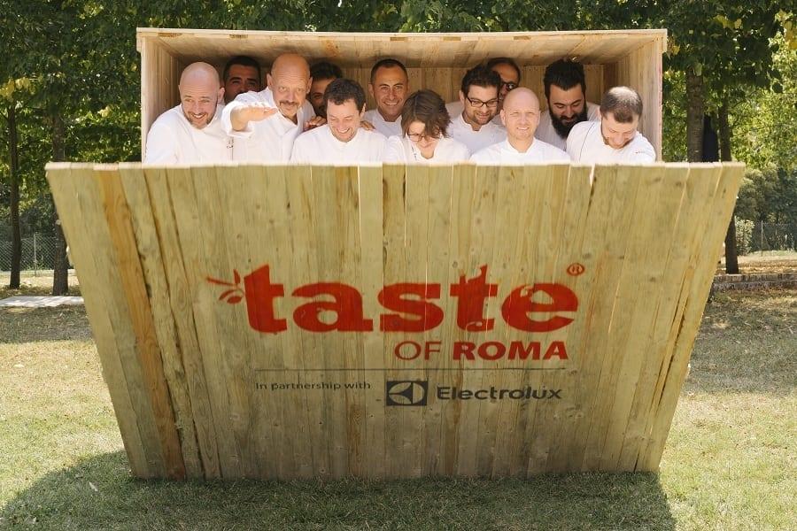 Taste of Roma 2016: la cucina è comunicazione