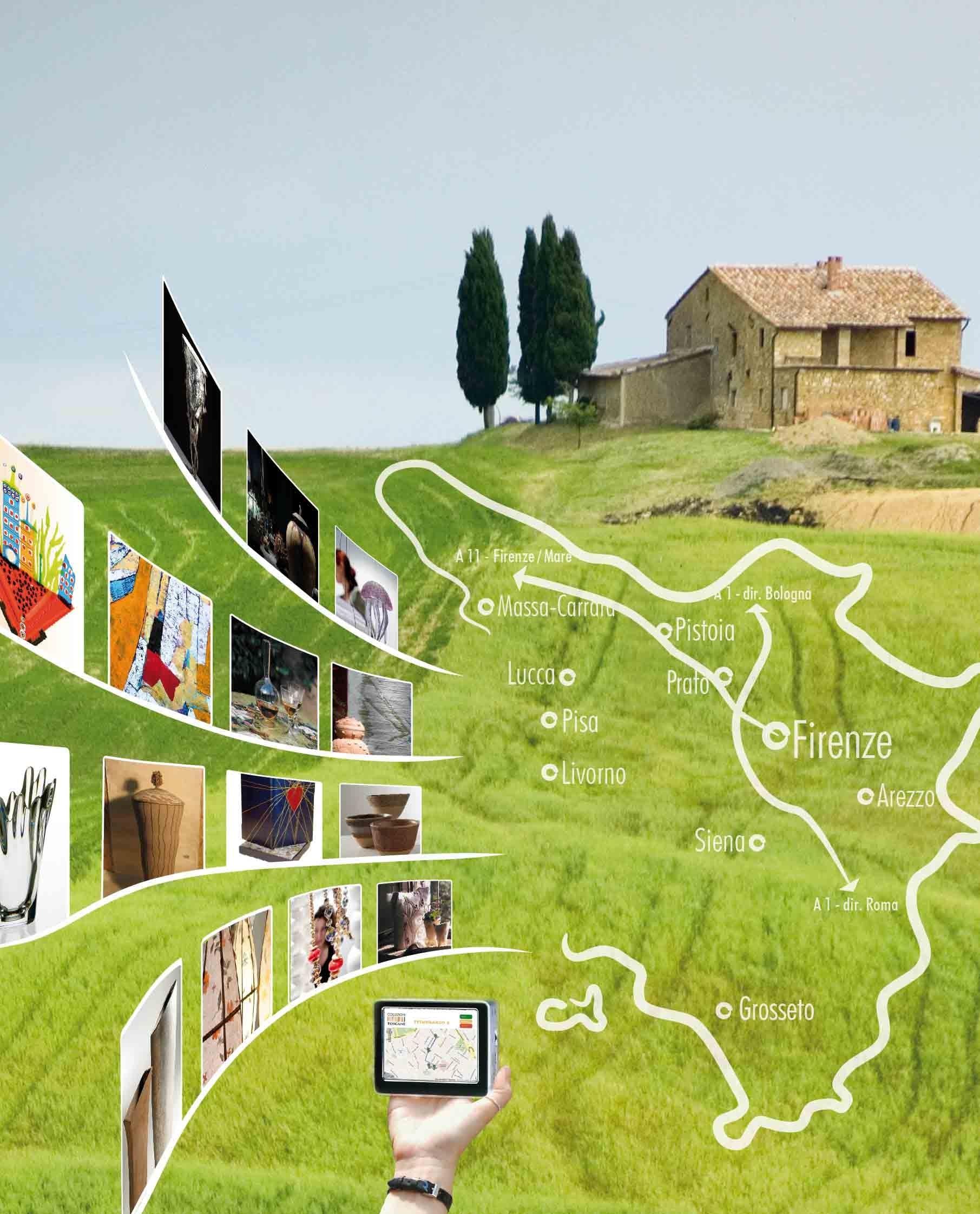 La Toscana in un'App, Artex presenta Artour Toscana, la 'mappatura del fatto a mano' che raccoglie gli itinerari delle eccellenze