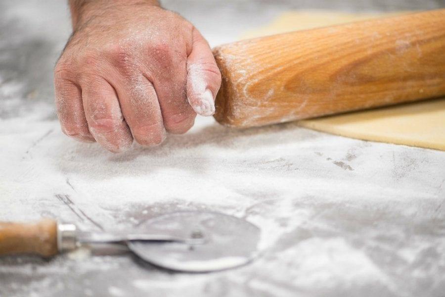 Cucina di casa. Le basi: Pasta brisée, Pasta sfoglia, Pasta da pizza e Pasta frolla