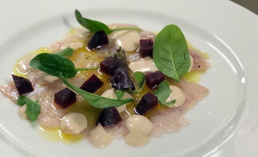 Enrico Pezzotti al Turano Resort. Una nuova sfida per valorizzare il pesce di lago