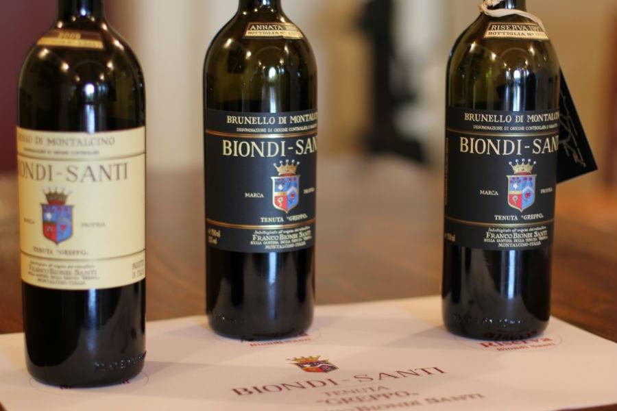 Brunello, Masseto e Barolo Riserva i 3 vini italiani più ricercati e costosi al mondo