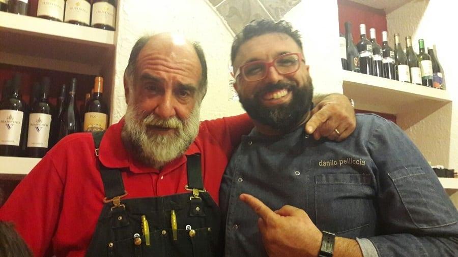 Intervista allo chef Danilo Pelliccia del ristorante Du' Cesari di Torino