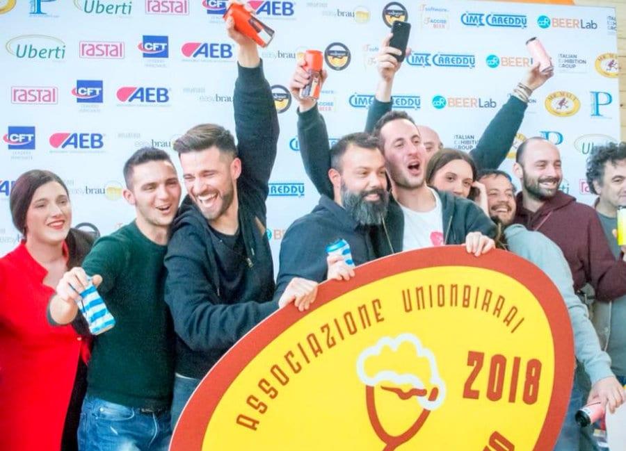 Birra dell'Anno 2018: il titolo al padovano Cr/Ak Brewery. Cresce l'intero comparto brassicolo italiano