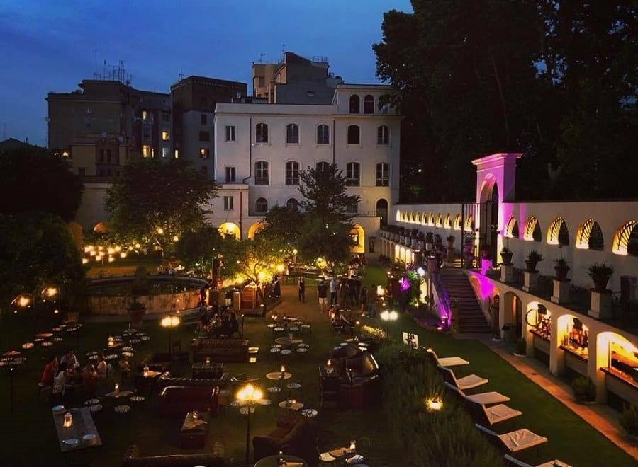 Estate romana 2018. Giardini segreti, cocktail, street food, cucine dal mondo: Domina, Butterfly, Parterre e Be Pop