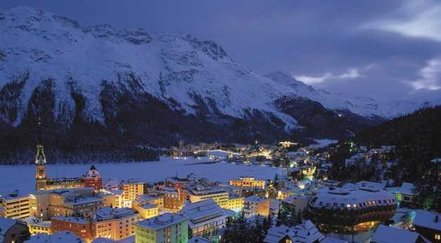St Moritz ritorna gourmet. Torna il festival