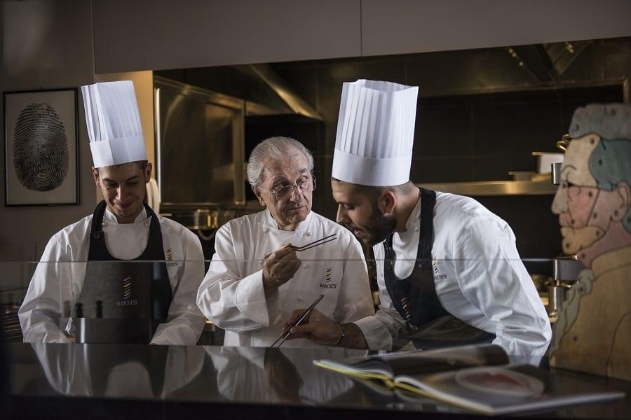 Gualtiero Marchesi The Great Italian. Il film in uscita nelle sale italiane per ricordare il Maestro