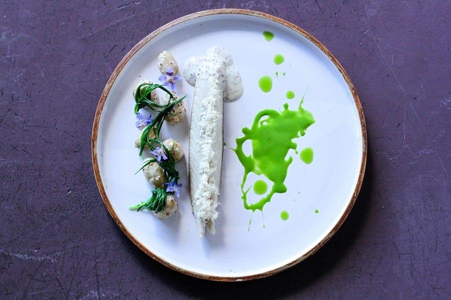 Intervista a John Regefalk. Nuova vita per il sous chef di Metamorfosi, da Roy Caceres al Basque Culinary Center