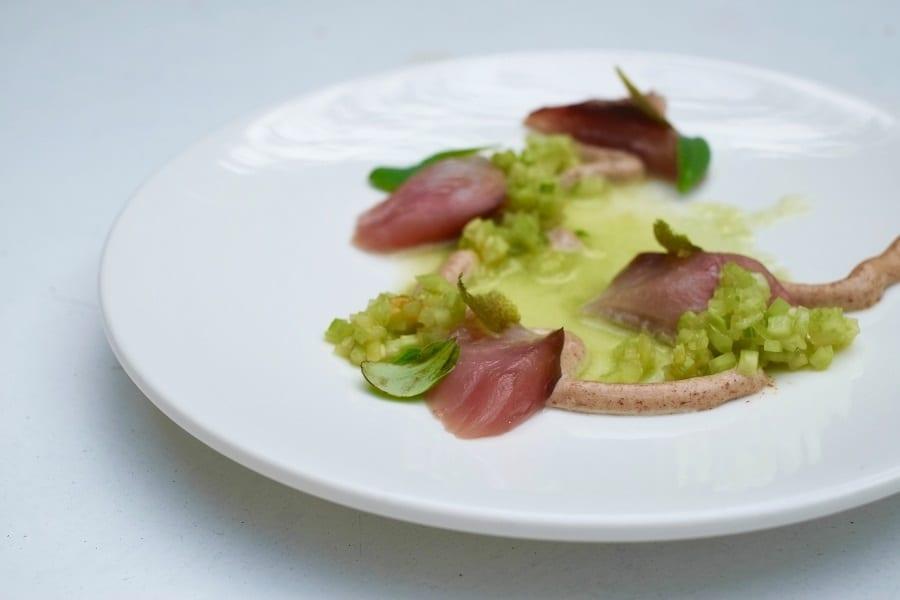 La cucina istintiva di Mauricio Zillo Al Cortile di Milano. Un mese per provare il ritorno dello chef italo-brasiliano in città