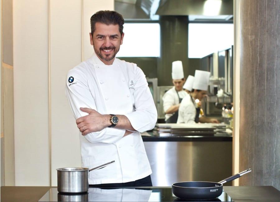 I volti di Gourmet. Andrea Berton