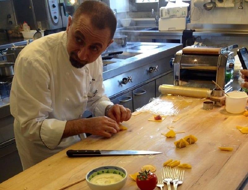 Lo chef Michele Gioia lascia La Posta Vecchia e arriva a Roma. Sarà lo chef dell'Hotel Parco dei Principi