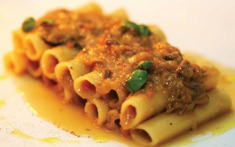 Il ristorante dell'Archivio Storico a Napoli. Le ricette dei Borbone al Vomero