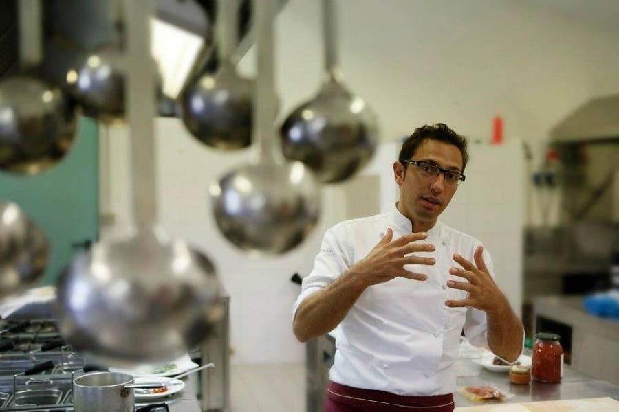 Nostrano a Pesaro è il nuovo ristorante di Stefano Ciotti, che lascia Urbino dei Laghi e ne seguirà la consulenza