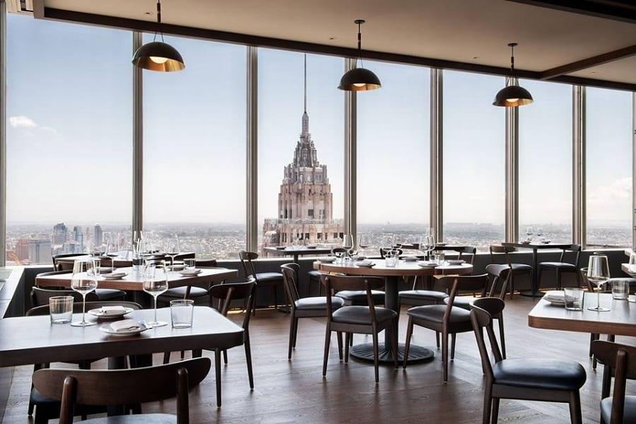 Manhatta. L'ultimo ristorante con vista e cucina francese di Danny Meyer a New York